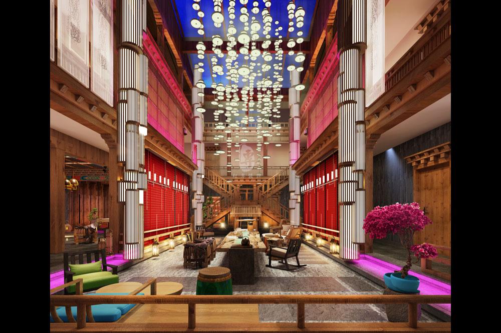 上海度假酒店设计公司排名