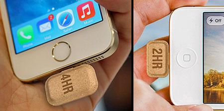 神奇的微型电池