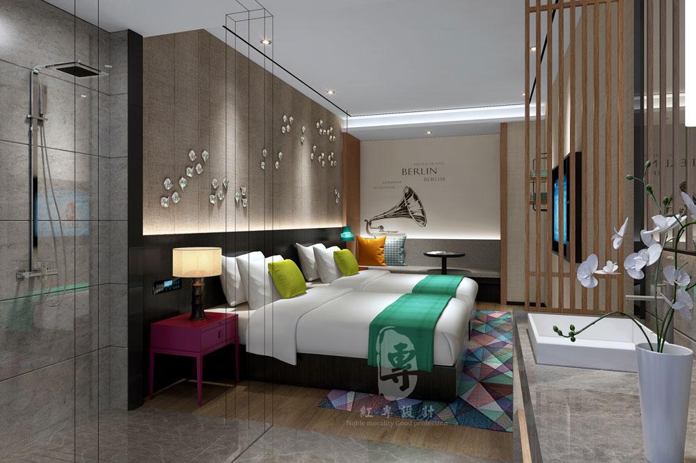 精品酒店设计文化表达