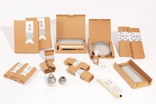 餐具包装作品赏析