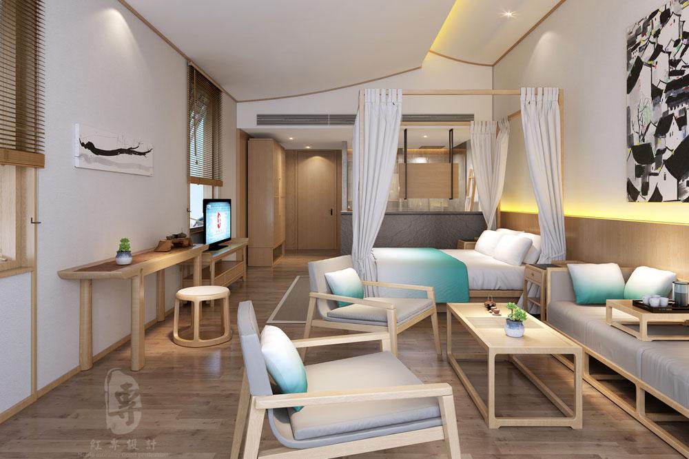重庆度假酒店设计公司哪家值得选择