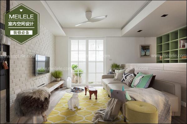 室内空间设计效果图 秒变温馨小窝你知道的