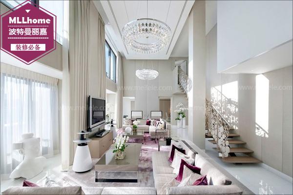 上海波特曼丽嘉酒店装修设计欣赏