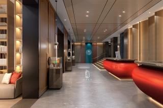 精品酒店设计现代风营造