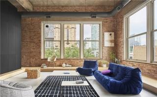 密歇根阁楼住宅改造,点亮生活灵感,彻底放松身心