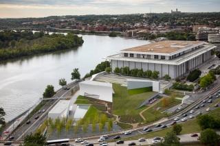 肯尼迪表演艺术中心扩建区正式开放