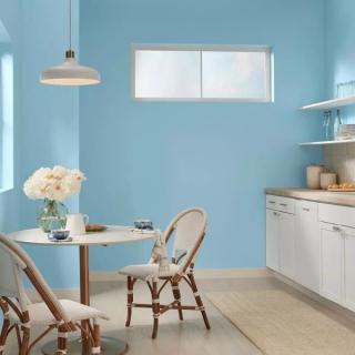 选墙色时,如何选到符合你磁场的颜色?