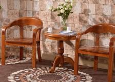 榆木桌椅价格是多少