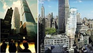 纽约拥堵城市中的豪华住宅设计