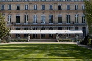 英国驻巴黎大使馆改造工程开始