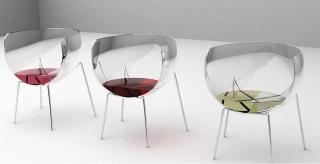 灵感来源于葡萄酒的椅子