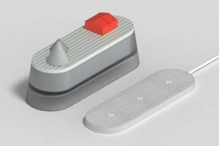 可无线充电的文具盒