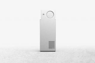 简洁直观的空气净化器
