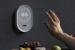 无需触摸计时器,专为厨房设计