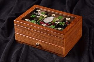 木质首饰盒价格及图片欣赏