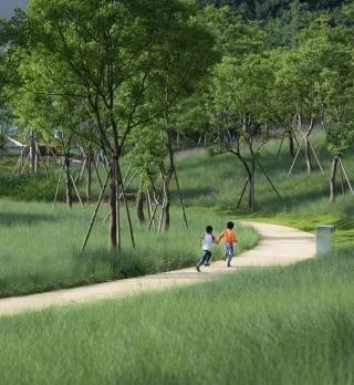 安顺西秀区虹山湖市民公园