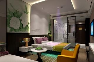 自贡主题酒店装潢设计发展趋势