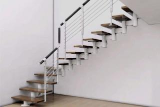 钢架楼梯报价介绍_钢架楼梯怎么做详解