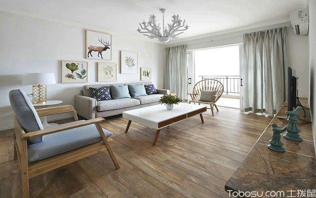 简单室内装修图,简单同样美观精致