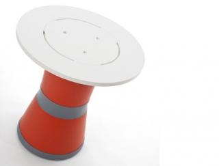 充气家具系列设计:小桌椅和凳子