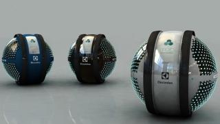 Mab:一个拥有数百个微型机器人的自动清洁系统