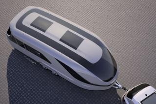 Caravisio未来的大篷车概念