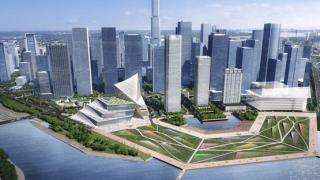 OMA将在深圳设计滨水会议中心