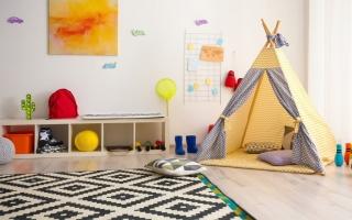 儿童卧室软装设计的一些最新和最流行的设计理念