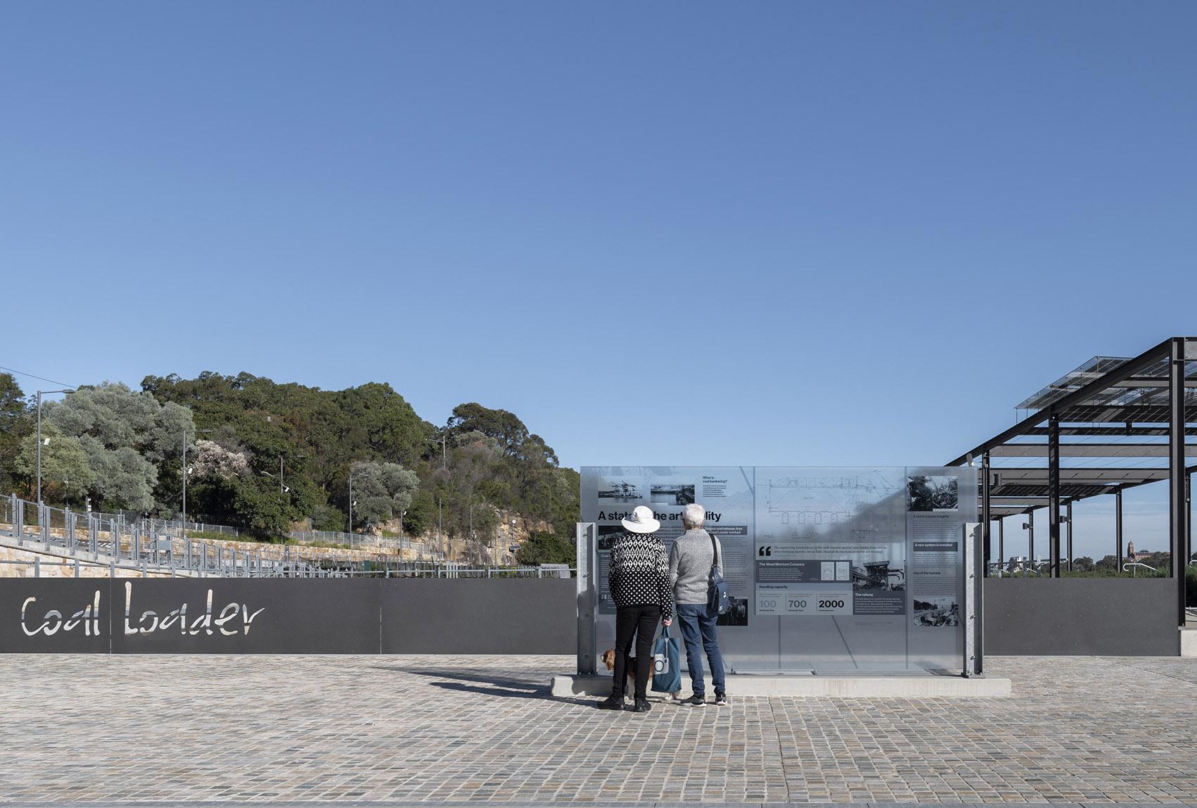 澳大利亚悉尼Coal Loader滨水公园景观设计