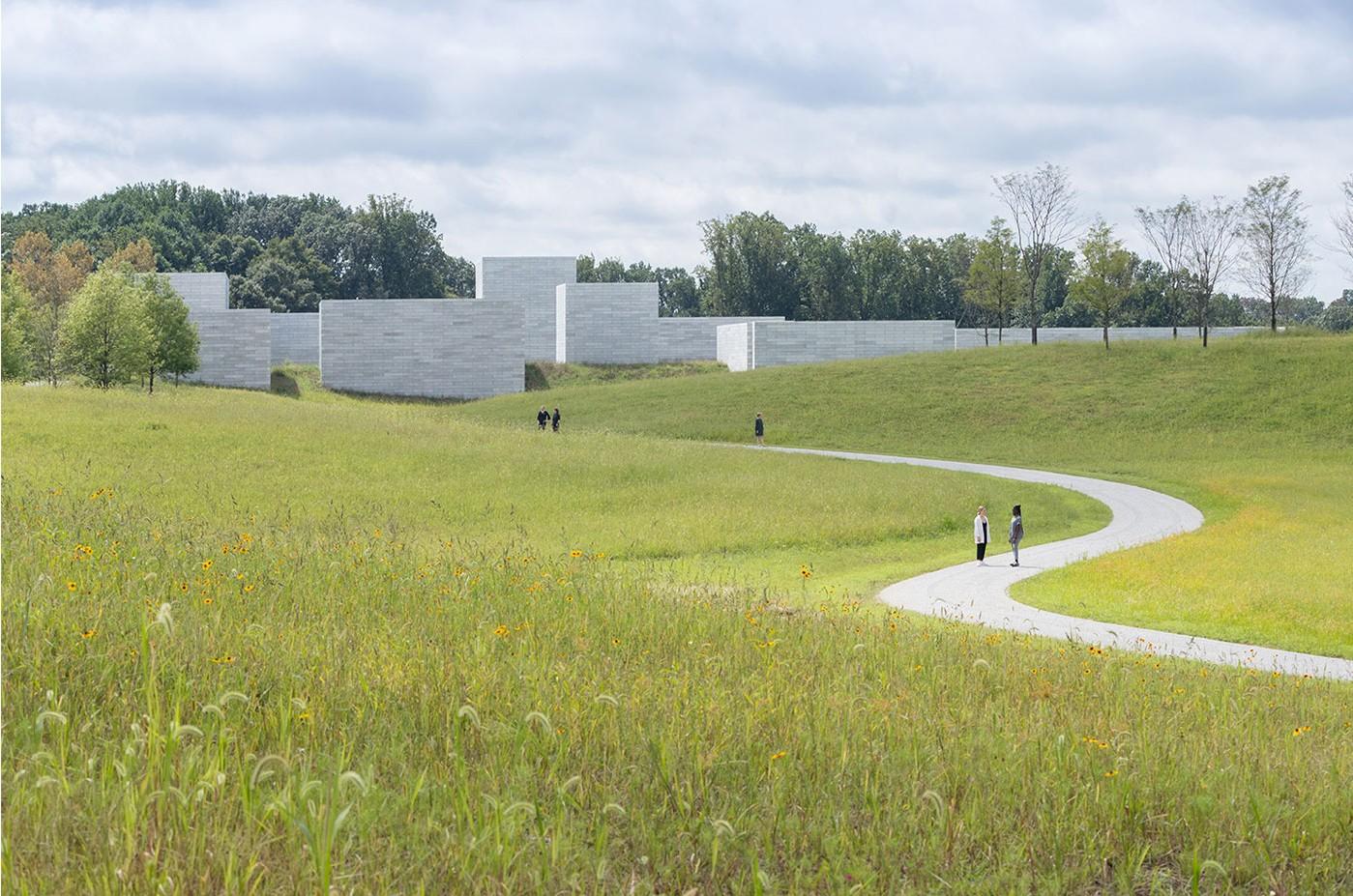 2019ASLA通用设计类荣誉奖:Glenstone博物馆景观设计