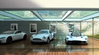 豪华汽车阿斯顿-马丁推出建筑服务(组图)