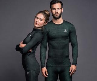 下一代Odlo Futureskin 贴身运动服设计