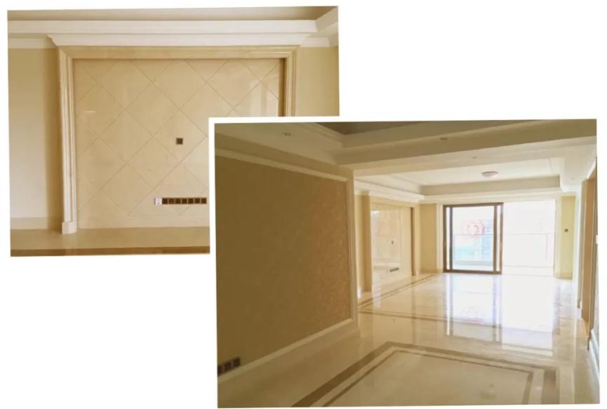 土气精装房大改造 例外软装设计为恒裕滨城换上时髦新装