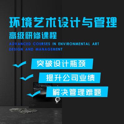 清大环艺环境艺术设计与管理高级研修课程