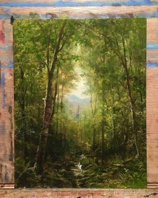 这些壮丽的自然风景画,将带你进入另一个未知世界