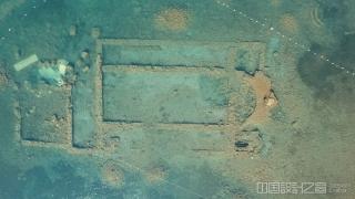 一座藏在伊兹尼克湖水下的古老教堂