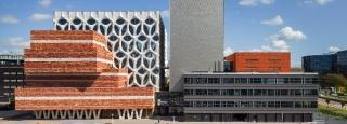 荷兰国家生物多样性中心,仿佛天然的地质结构
