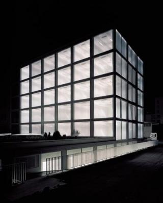 这个瑞士办公楼的设计,可以一览城市全景